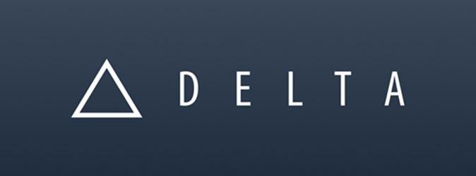Delta crypto app logo