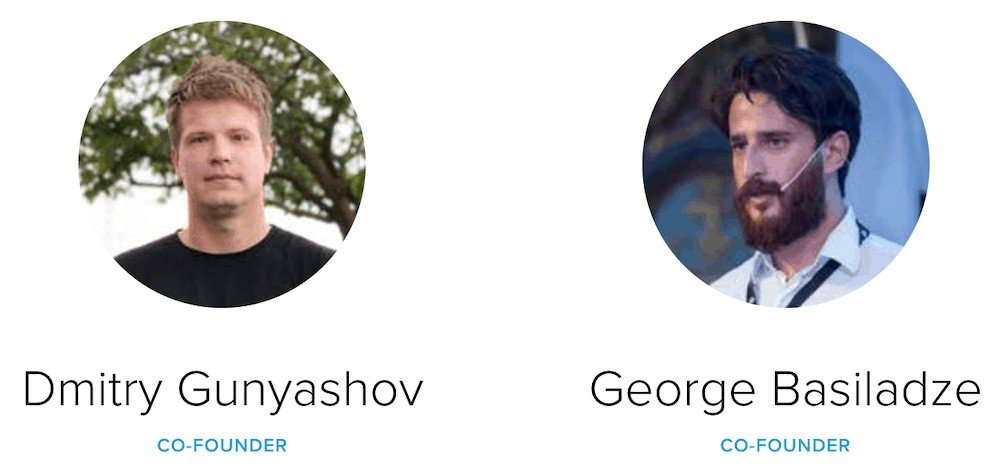 CryptoPay Founders