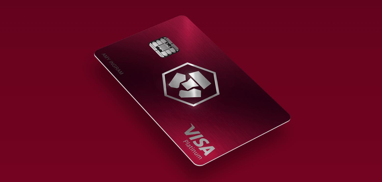 The Ruby Steel MCO Visa Card
